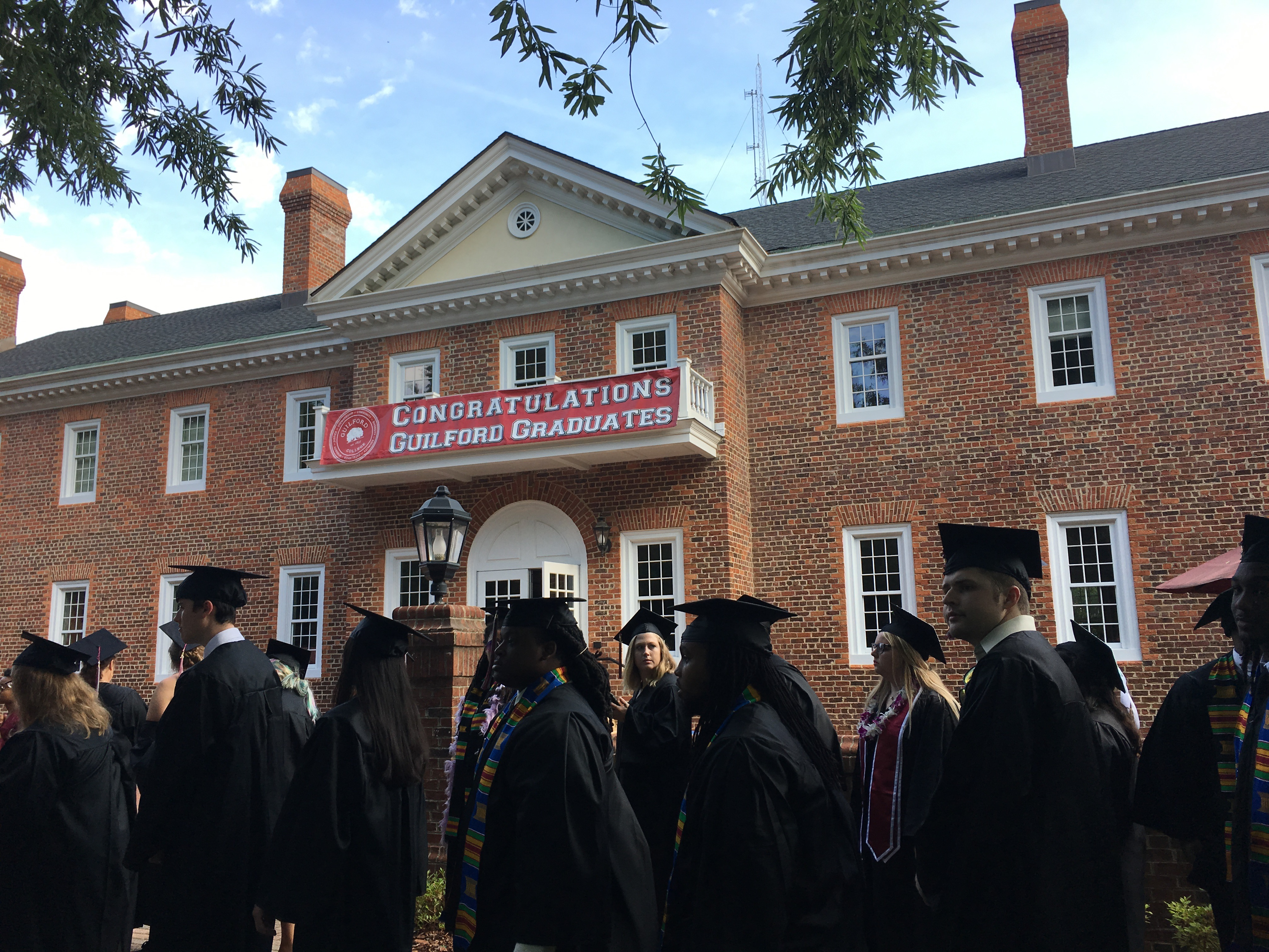 Congratulations to the Guilford College Class of 2017!
