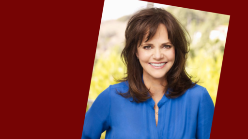 Photo of actress Sally Field