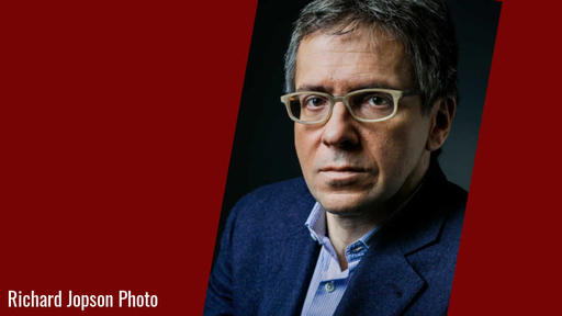 Portrait of Ian Bremmer